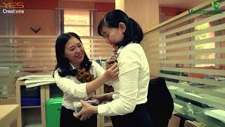 CÔ GÁI VIETCOMBANK - Vietcombank Đà Nẵng