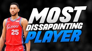 Why Ben Simmons is the MOST DISAPPOINTING PLAYER IN THE NBA!