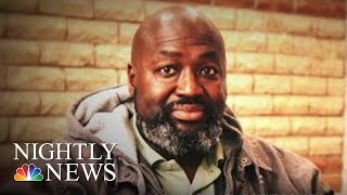 After Second Prison Release, Matthew Charles Will Sit Down With Lester Holt | NBC Nightly News