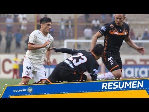 Universitario De Deportes vs Ayacucho