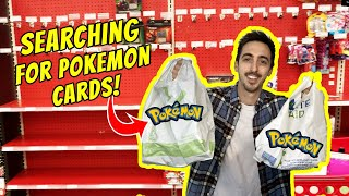 Searching For Pokémon Cards Without a Pre-Order!! (Opening what I Found)