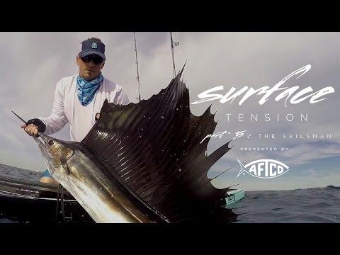SURFACE TENSION: The Sailsman
