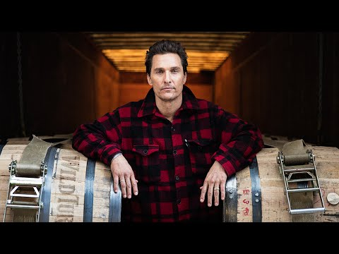 Wild Turkey(R) Announces Matthew McConaughey As Creative Director