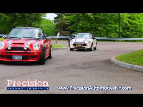 Precision Automotive Service - Mini Cooper 2016 HD