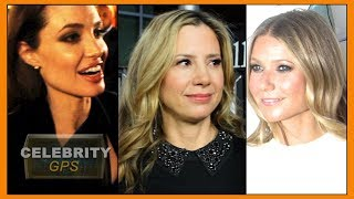 Jolie, Paltrow & Sorvino join list of women harassed by Weinstein - Hollywood TV