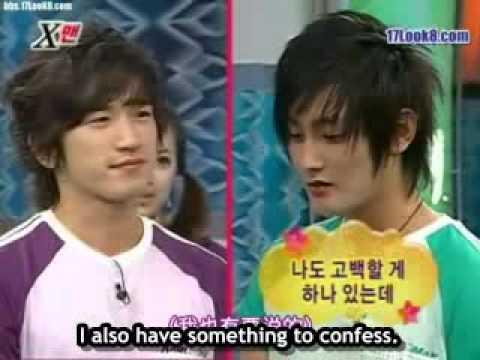 Xman Dangyunhaji   Minwoo vs Kang Ta