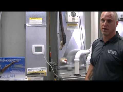 Air Mechanical Talks UV LIGHTS