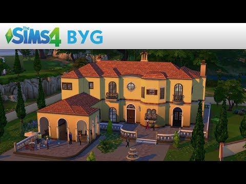 """The Sims 4 -- officiel spiltrailer om """"Byg""""-værktøjet"""