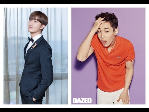 Zhoumi and Henry  Super Junior Ideal Type update 2017