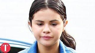 There's Something Strange Happening With Selena Gomez