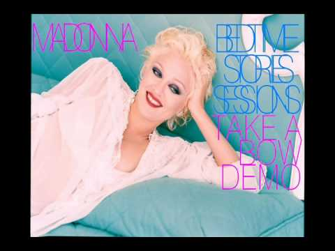 Madonna - Take A Bow (Demo)