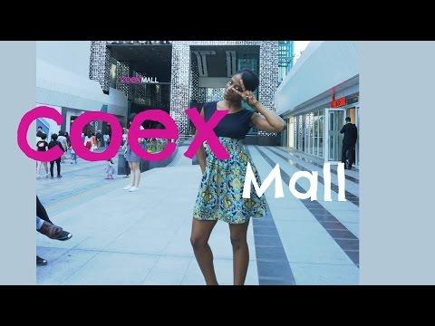 COEX Mall in Gangnam ::SHOPPING IN KOREA::