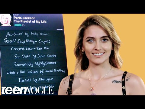 Paris Jackson Creates the Soundtrack to Her Life | Teen Vogue