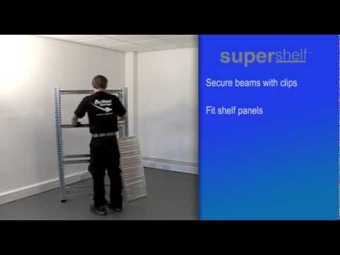 How to Build Supershelf™ Simply Super Shelving
