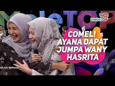 COMEL Influencer Korea Ayana Jihye Moon yg menetap di Indonesia dapat jumpa Wany Hasrita | MeleTOP