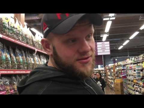UFC 209: Video blog Marcina Tybury, cz.1 i 2
