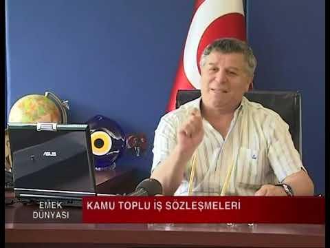 Emek Dünyası Programı – Mustafa Türkel – 2009