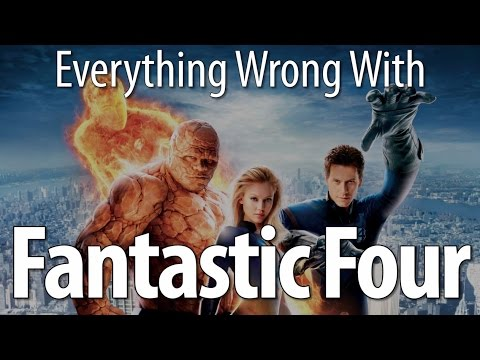 Baixar Everything Wrong With Fantastic Four In 15 Minutes Or Less