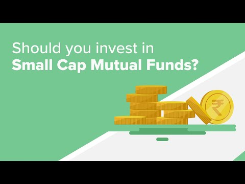 Should you invest in Small Cap Funds ?Right time to start SIP in Small Cap Funds in 2019?