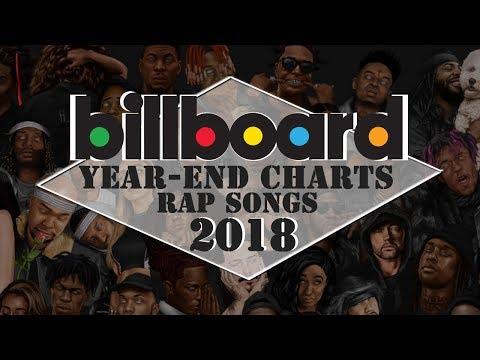 Top 50 • Best Billboard Rap Songs of 2018 | Year-End Charts