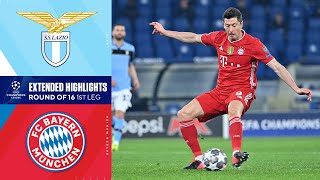 Lazio vs. Bayern Munich: Extended Highlights | UCL on CBS Sports