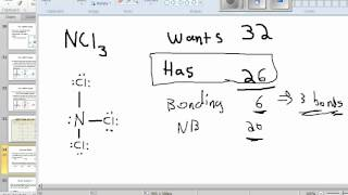 All comments on NCl3 Lewis Structure and Molecular ...