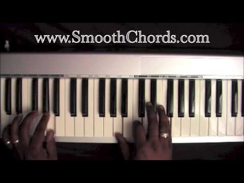 Piano Tutorial - You Cant Beat God Giving - Key of F - The Caravans