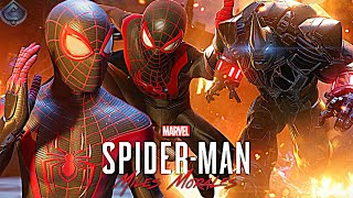 Spider-Man: Miles Morales PS5 - NEW Rhino Boss Battle Gameplay, More Story Details Revealed!