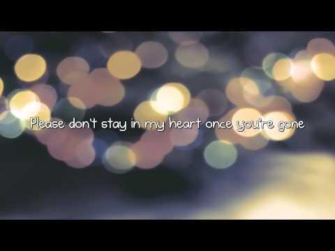 SungGyu- Because lyrics [Eng.   Rom.   Han.]