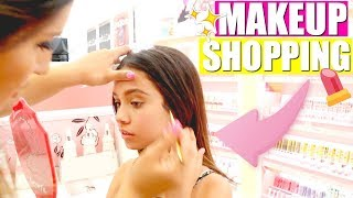 Makeup SHOPPING | Doing my EYEBROWS professionally | PINK, ULTA and More