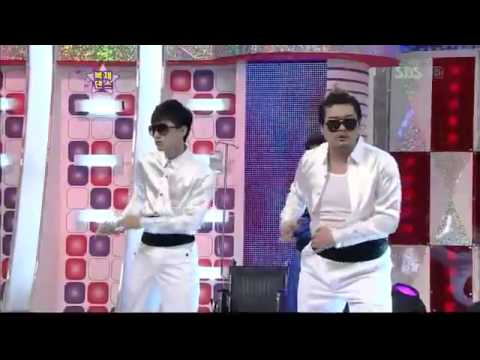 Shindong & Eunhyuk's Amazing Dancing Skills