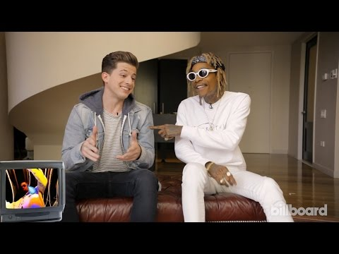 Wiz Khalifa and Charlie Puth: How They Wrote 'See You Again,' Honoring Paul Walker (Photo Shoot)