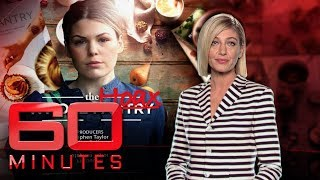 The Whole Hoax: Part One - Tara Brown confronts Belle Gibson | 60 Minutes Australia