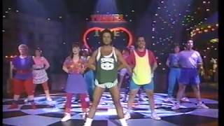 Richard Simmons VHS: Sweatin' to the Oldies 3 • 60 FPS 1991