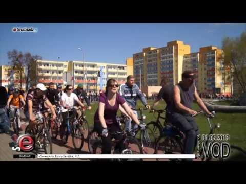 Rajd rowerowy do komtura Hartwiga
