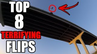 Top 8 SCARIEST Jumps Ever! (Jack Tenney)