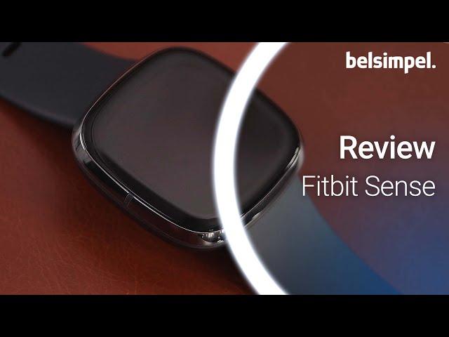 Belsimpel-productvideo voor de Fitbit Sense Black