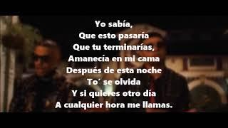 El Efecto (Letra) - Rauw Alejandro X Chencho Corleone