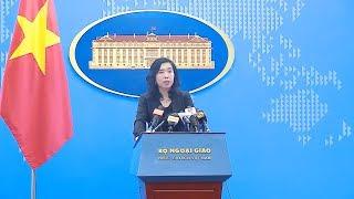 Họp báo thường kỳ Bộ Ngoại giao (4-10-2018)