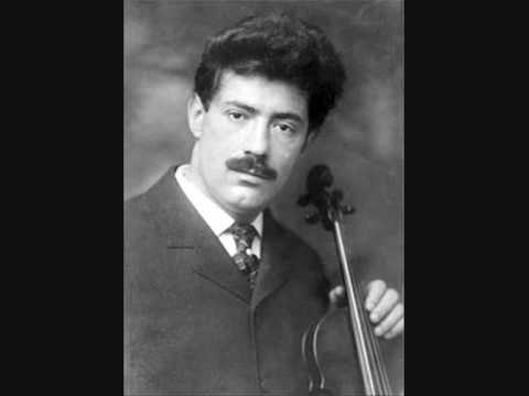 Fritz Kreisler plays Kreisler 'Liebesleid' in 1930 and 1942
