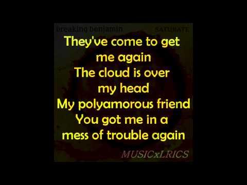 Breaking Benjamin - Polyamorous (Lyrics)