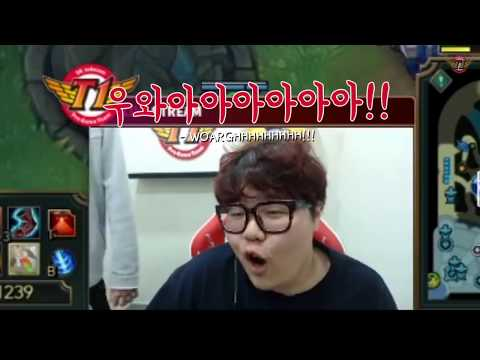 Someone brought in a motorcycle into SKT's gaming house?! Vroom vroom~ [Faker's Talk]