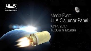 ULA Hosts CisLunar Panel at 33rd Space Symposium