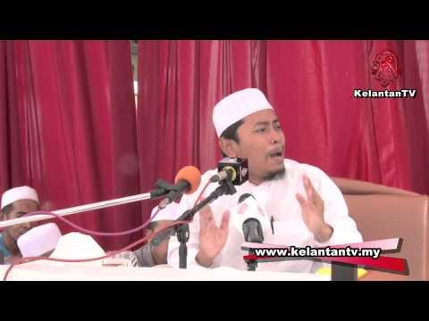 Part 3 Ustaz Ahmad Fadhli Shaari | Kuliah Jumaat 28 Mac 2014