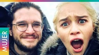 ¿Emilia Clarke dejó a su novio por Kit Harrington?