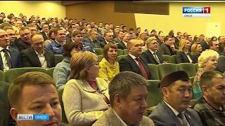 Общественная палата Омской области отмечает 10-летний юбилей