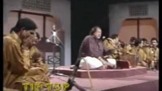 Part 1of 3 ► Nusrat Fateh Ali Khan ◄ Tum ik Gorakh Dhanda Ho