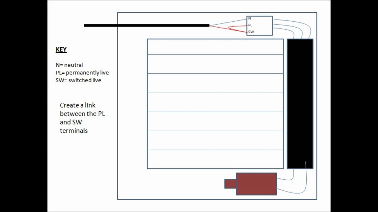 Wiring Diagram Timed Extractor Fan