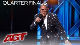 AMAZING Voice Impressions From Your Favorite Movies By Greg Morton! - America's Got Talent 2019