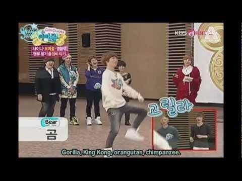 Taemin's Random/Funny Side